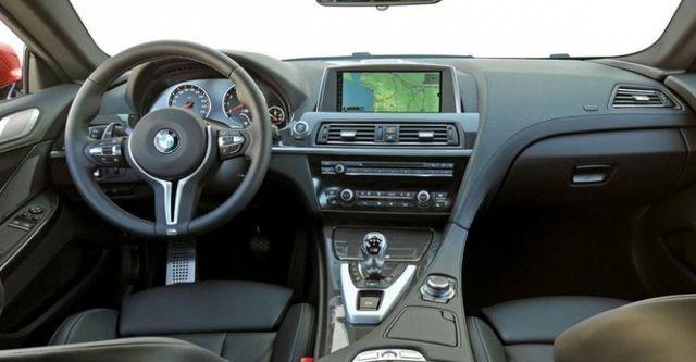2015 BMW 6-Series Coupe M6  第6張相片