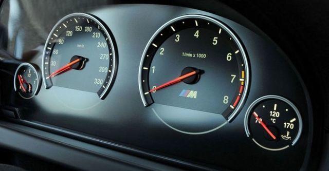2015 BMW 6-Series Coupe M6  第9張相片