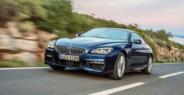 2015 BMW 6-Series Coupe(NEW) 640i  第1張相片