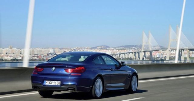 2015 BMW 6-Series Coupe(NEW) 640i  第3張相片