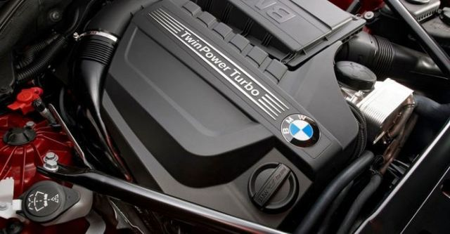 2015 BMW 6-Series Coupe(NEW) 640i  第5張相片