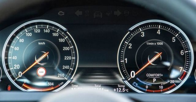 2015 BMW 6-Series Coupe(NEW) 650i  第7張相片