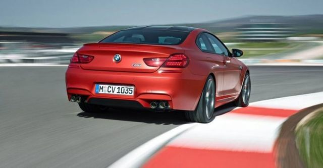 2015 BMW 6-Series Coupe(NEW) M6  第3張相片