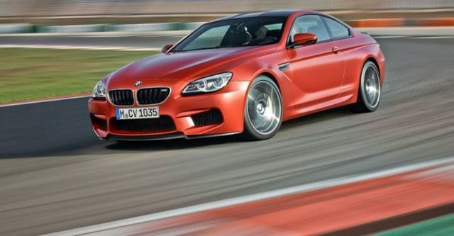 2015 BMW 6-Series Coupe(NEW) M6  第5張相片