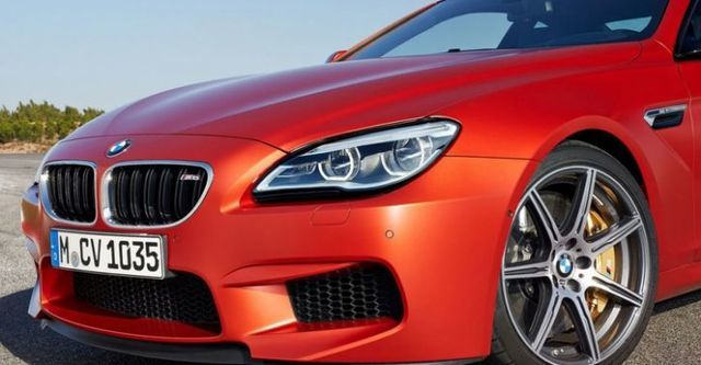 2015 BMW 6-Series Coupe(NEW) M6  第6張相片