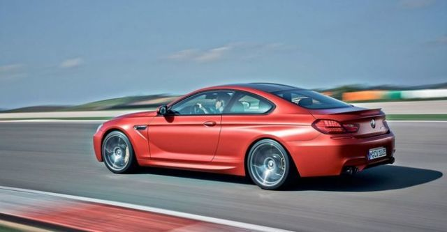 2015 BMW 6-Series Coupe(NEW) M6  第7張相片