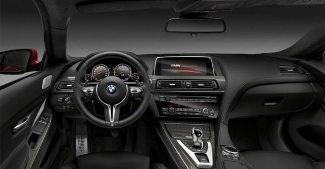 2015 BMW 6-Series Coupe(NEW) M6  第8張相片