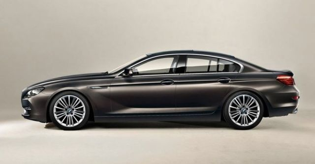 2015 BMW 6-Series Gran Coupe 640d  第2張相片