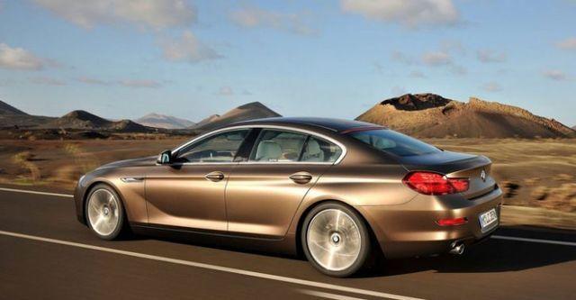 2015 BMW 6-Series Gran Coupe 640d  第3張相片