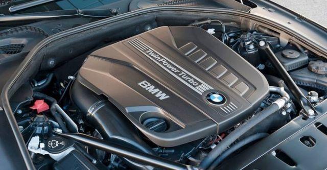 2015 BMW 6-Series Gran Coupe 640d  第5張相片