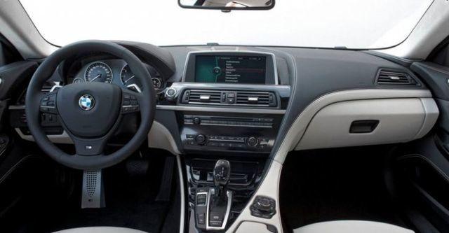 2015 BMW 6-Series Gran Coupe 640d  第8張相片