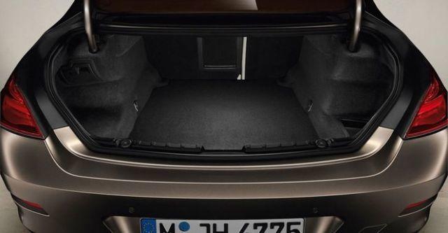 2015 BMW 6-Series Gran Coupe 640d  第10張相片