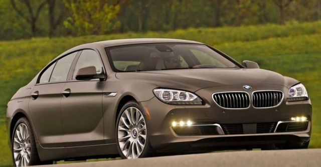 2015 BMW 6-Series Gran Coupe 640i  第4張相片