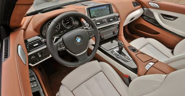 2015 BMW 6-Series Gran Coupe 640i  第6張相片
