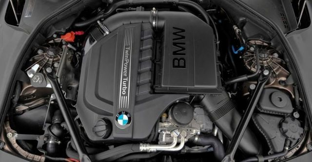 2015 BMW 6-Series Gran Coupe 640i  第10張相片