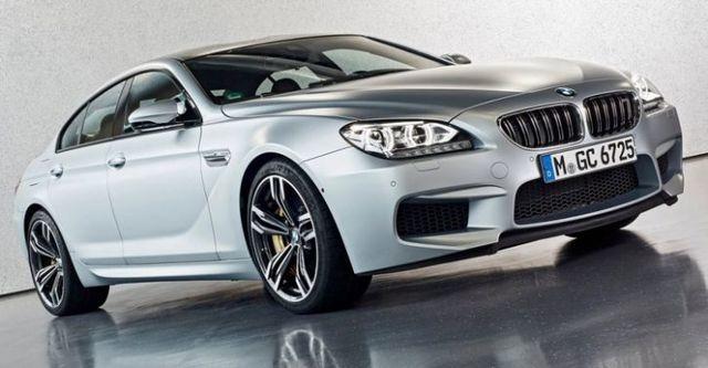 2015 BMW 6-Series Gran Coupe M6  第1張相片