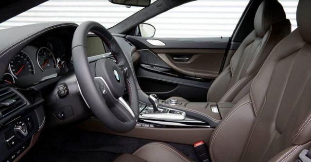 2015 BMW 6-Series Gran Coupe M6  第6張相片