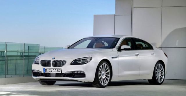 2015 BMW 6-Series Gran Coupe(NEW) 640d  第2張相片