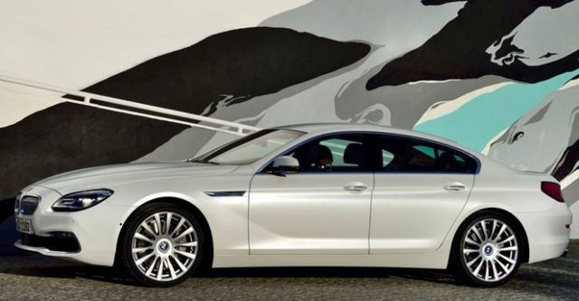 2015 BMW 6-Series Gran Coupe(NEW) 640d  第3張相片
