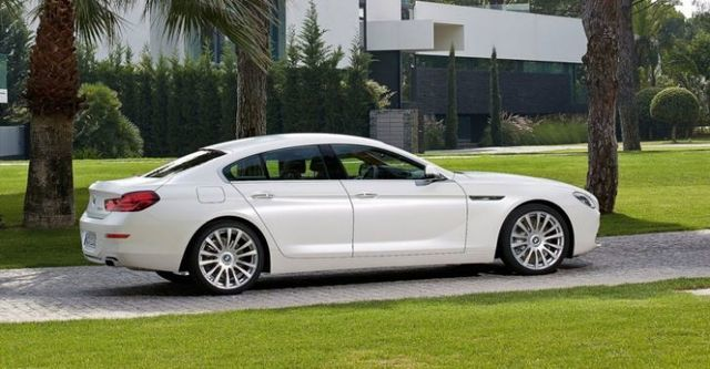 2015 BMW 6-Series Gran Coupe(NEW) 640d  第4張相片