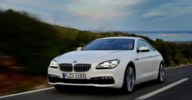 2015 BMW 6-Series Gran Coupe(NEW) 640i  第1張相片
