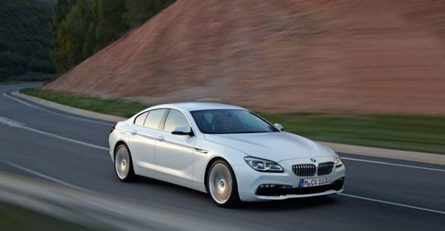2015 BMW 6-Series Gran Coupe(NEW) 640i  第2張相片