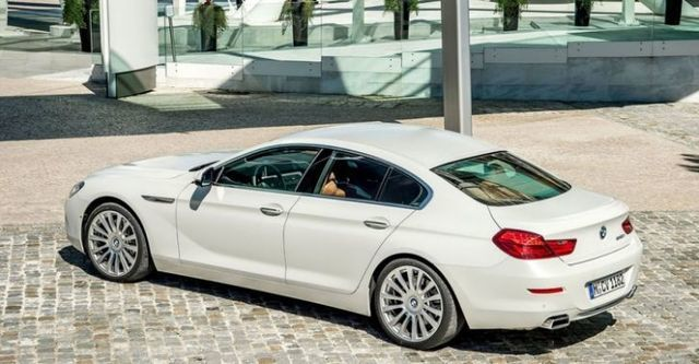 2015 BMW 6-Series Gran Coupe(NEW) 650i  第5張相片