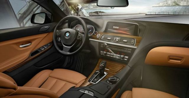 2015 BMW 6-Series Gran Coupe(NEW) 650i  第10張相片