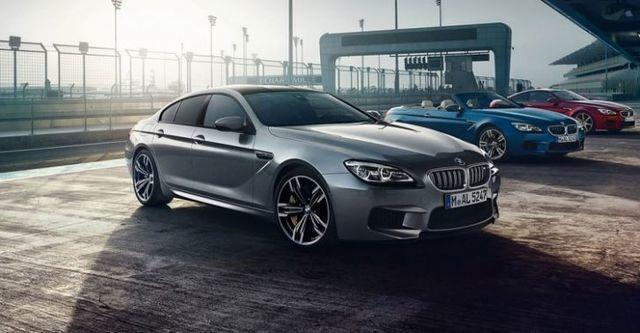 2015 BMW 6-Series Gran Coupe(NEW) M6  第3張相片