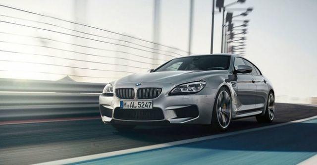 2015 BMW 6-Series Gran Coupe(NEW) M6  第4張相片