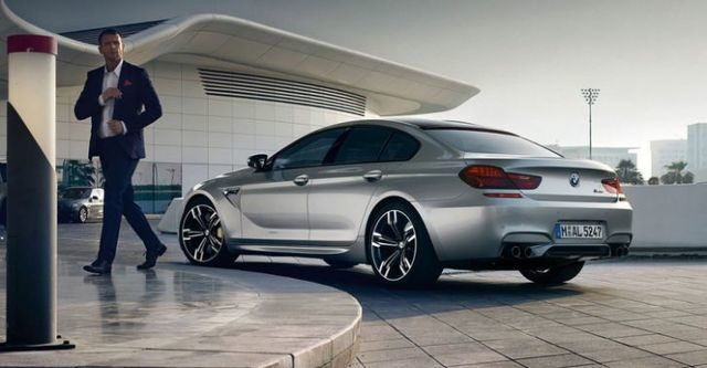 2015 BMW 6-Series Gran Coupe(NEW) M6  第5張相片