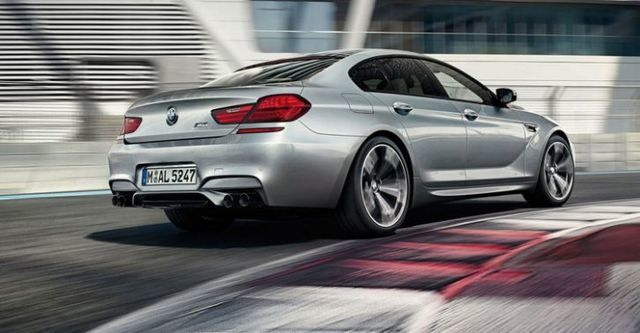 2015 BMW 6-Series Gran Coupe(NEW) M6  第6張相片