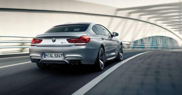 2015 BMW 6-Series Gran Coupe(NEW) M6  第7張相片