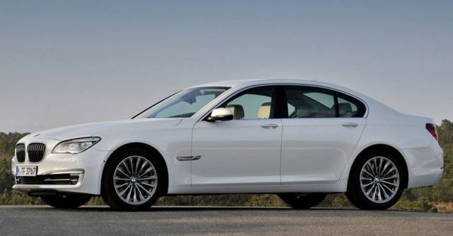 2015 BMW 7-Series 730d  第3張相片