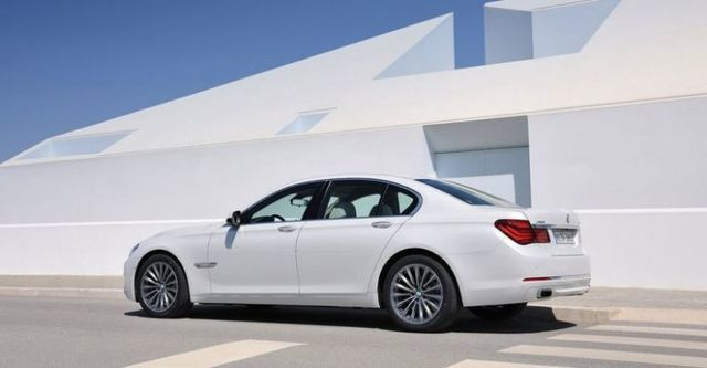 2015 BMW 7-Series 730i  第4張相片