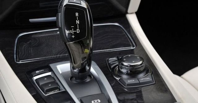 2015 BMW 7-Series 740Li  第10張相片