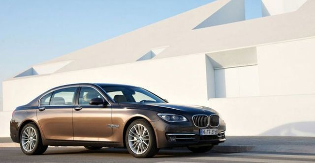 2015 BMW 7-Series 750Li  第1張相片
