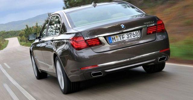 2015 BMW 7-Series 750Li  第4張相片