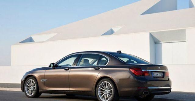 2015 BMW 7-Series 750Li  第5張相片