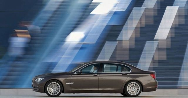 2015 BMW 7-Series 750Li  第6張相片