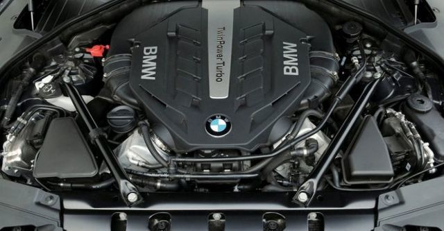 2015 BMW 7-Series 750Li  第10張相片