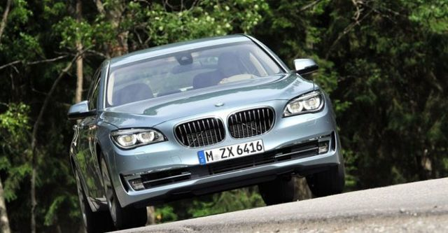 2015 BMW 7-Series ActiveHybrid 7L  第4張相片