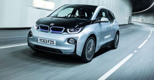 2015 BMW i3 REX增程式電動版  第3張相片