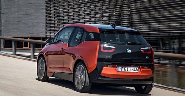 2015 BMW i3 REX增程式電動版  第4張相片