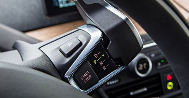 2015 BMW i3 REX增程式電動版  第8張相片