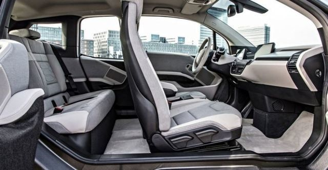2015 BMW i3 純電動版  第6張相片