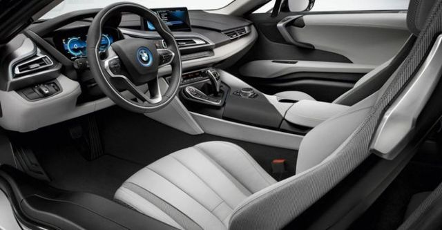 2015 BMW i8 Coupe  第7張相片