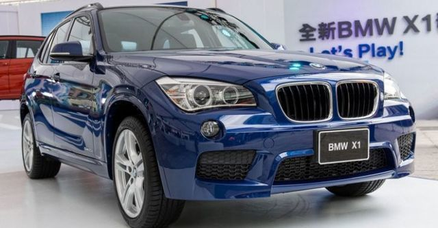 2015 BMW X1 sDrive18i  第1張相片