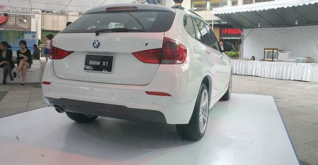 2015 BMW X1 sDrive18i  第2張相片