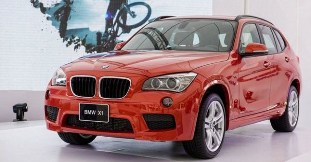 2015 BMW X1 sDrive18i  第4張相片